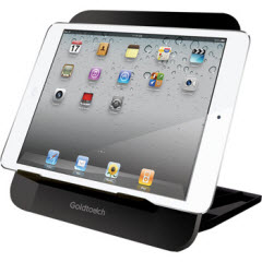 Win a Goldtouch Go! Travel Notebook and Tablet Stand!