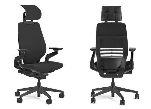 sc 1 st  The Human Solution & Steelcase Gesture Chair with Headrest | Shop Steelcase Chairs