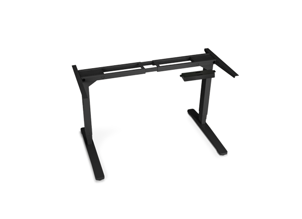 Stand Up Desk With 1 Thick Bamboo Top By Uplift Desk