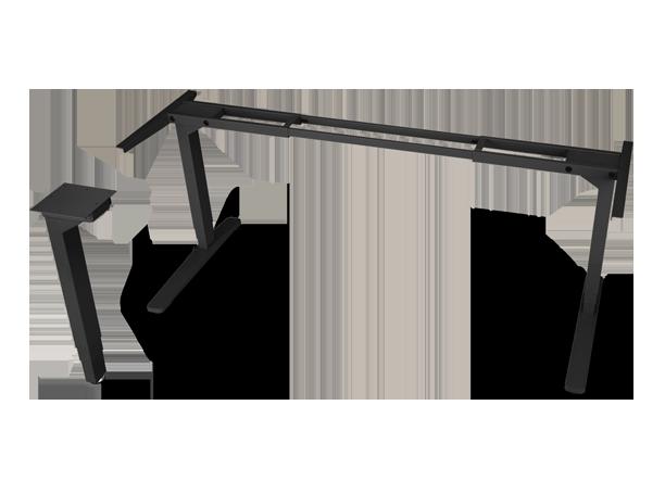 2 Leg Height Adjustable Desk Frame Shop Uplift Desk