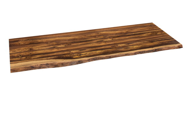 Standing Desk With Solid Wood Desktop By Uplift Desk