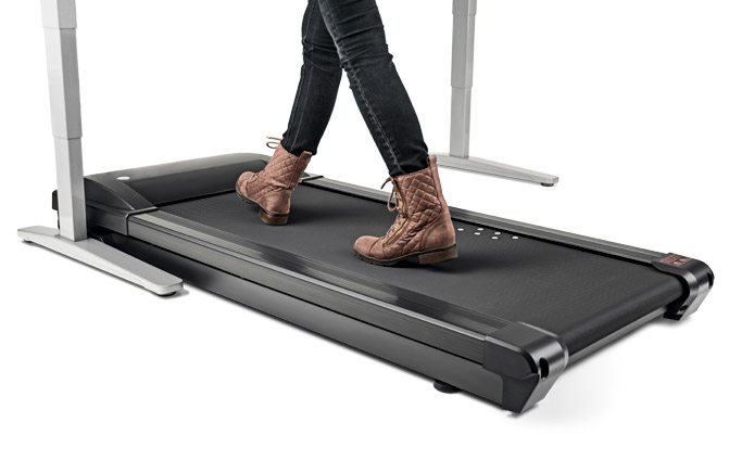 Stay Active at work with a treadmill desk