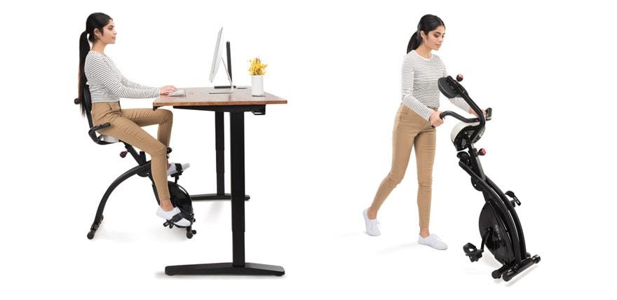 Shop Uplift 950 Height Adjustable Solid Wood Standing Desks