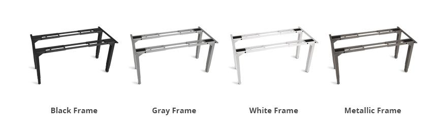 Shop Uplift 900 Four Leg Adjustable Height Standing Desks