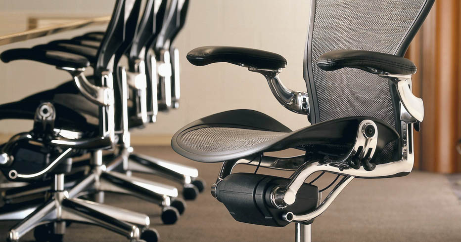 Herman Miller Is A Widely Recognized Brand   We Get People Inquiring About  Them Regularly (especially The Aeron Chair). This Is Because This Line Of  Office ...