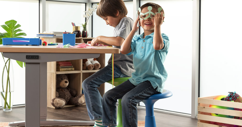 Kids Active Stools by UPLIFT Desk