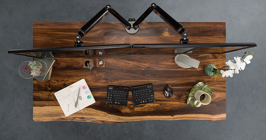 Get Solid Wood Sooner With Quick Ship Solid Wood Desks By