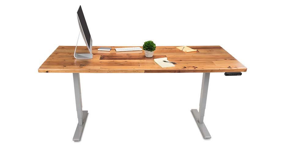 Height Adjustable Conference Table by UPLIFT Desk
