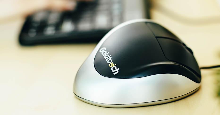 ergonomic mouse reviews human solution