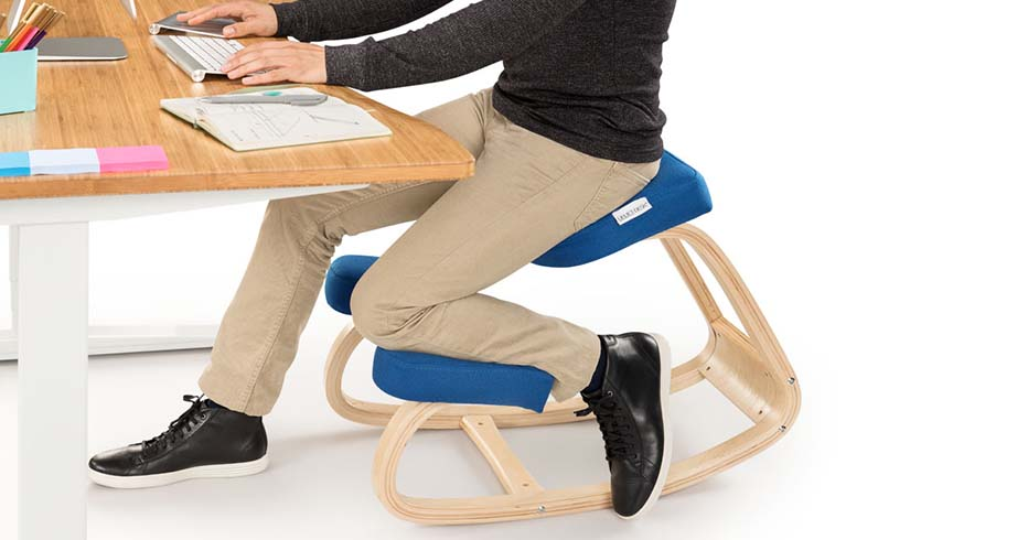 Ergonomic Kneeling Chair by UPLIFT Desk